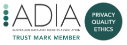 Australian Data and Insights Association Trust Mark Member - Privacy, Quality, Ethics